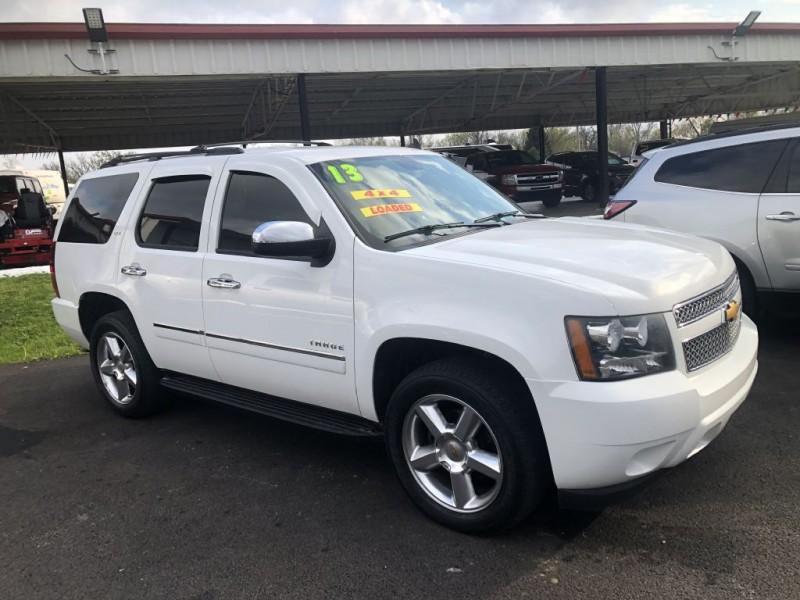 Chevrolet Tahoe 2013 price $24,475