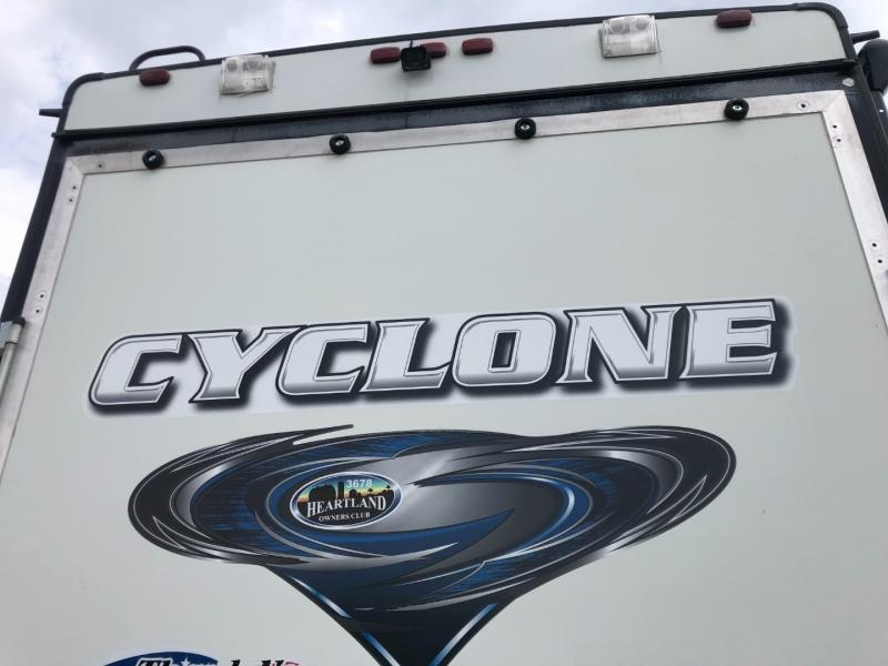 - CYCLONE 2015 price $44,950