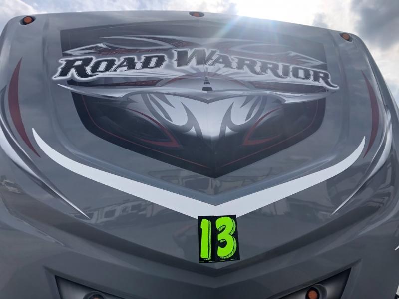 - ROAD WARRIOR 2013 price $43,950