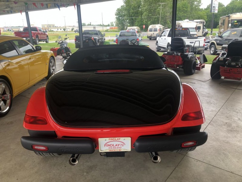 PLYMOUTH PROWLER 2000 price $33,950