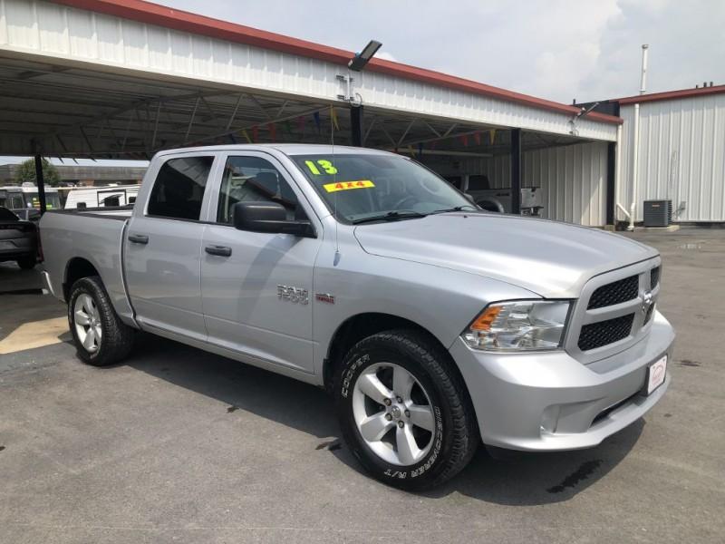 RAM 1500 2013 price $20,950