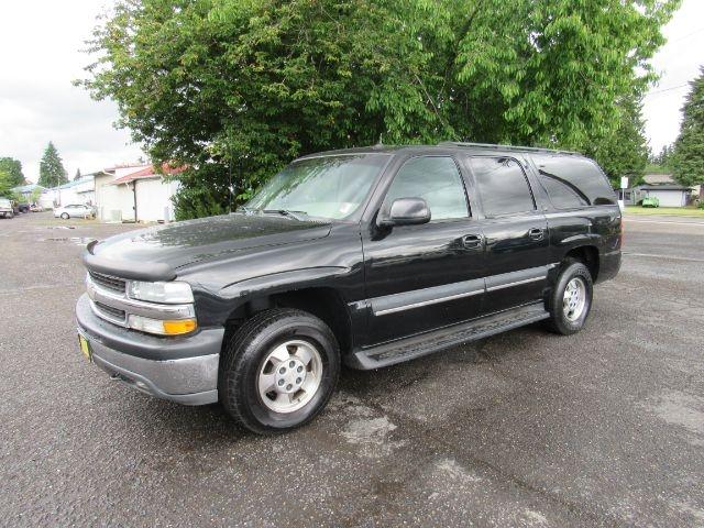 Chevrolet Suburban 2003 price $7,995