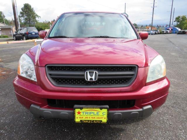 Honda Pilot 2003 price $4,995