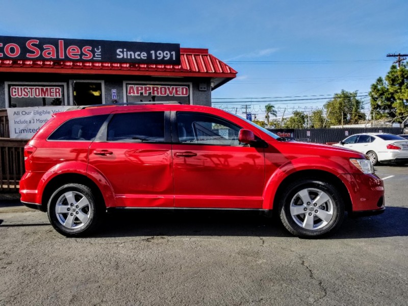 Dodge Journey 2012 price $10,988