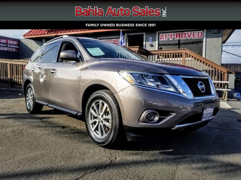 Nissan Pathfinder 2014 price $14,988