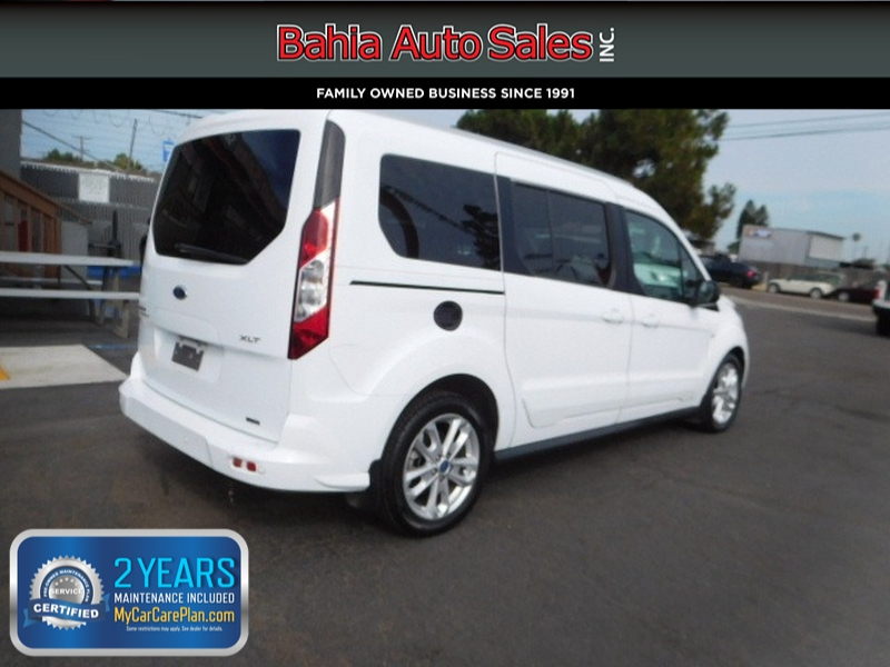 Ford Transit Connect Wagon 2015 price $12,988