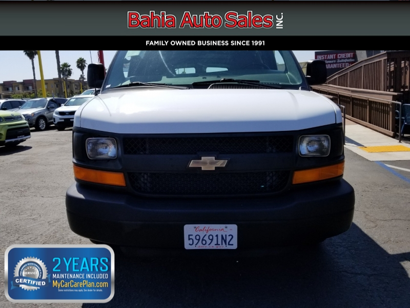 Chevrolet Express Cargo Van 2012 price $12,988