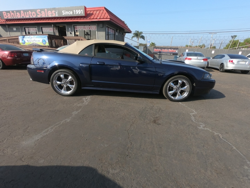 Ford Mustang 2002 price $7,988
