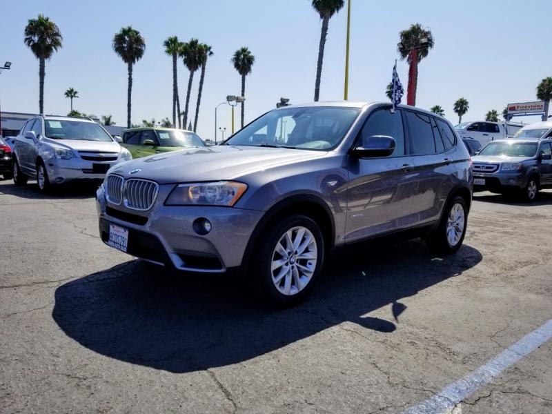 BMW X3 2014 price $13,988
