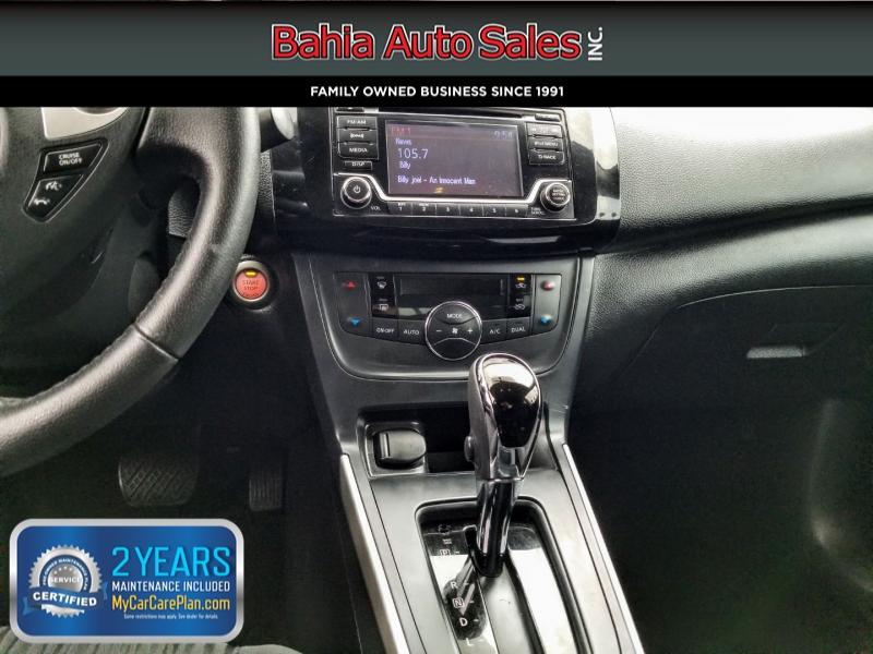 Nissan Sentra 2018 price $12,988