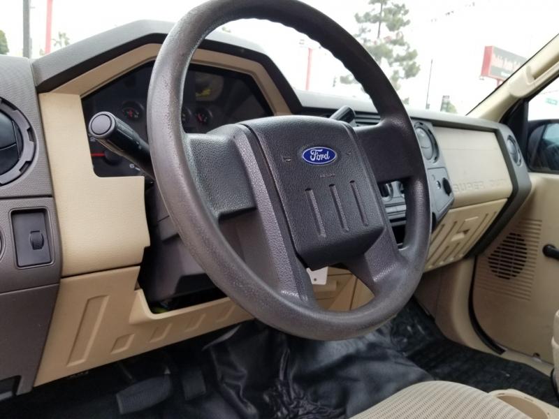 Ford Super Duty F-250 2008 price $8,988