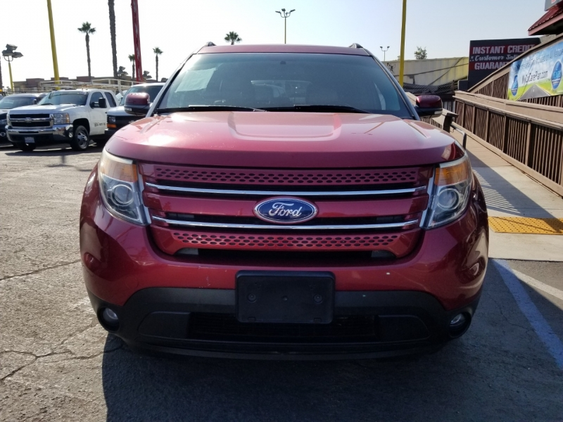 Ford Explorer 2013 price $15,988