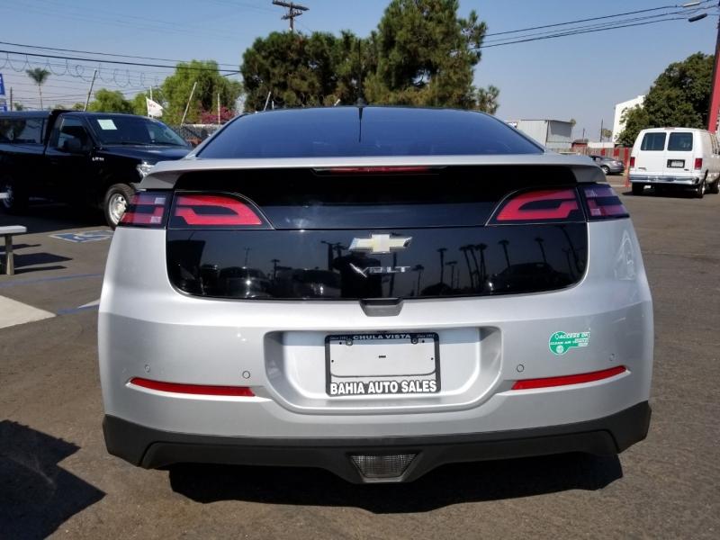 Chevrolet Volt 2012 price $9,988