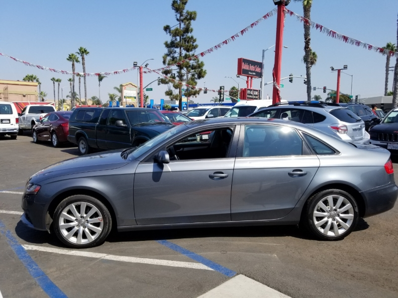 Audi A4 2012 price CALL