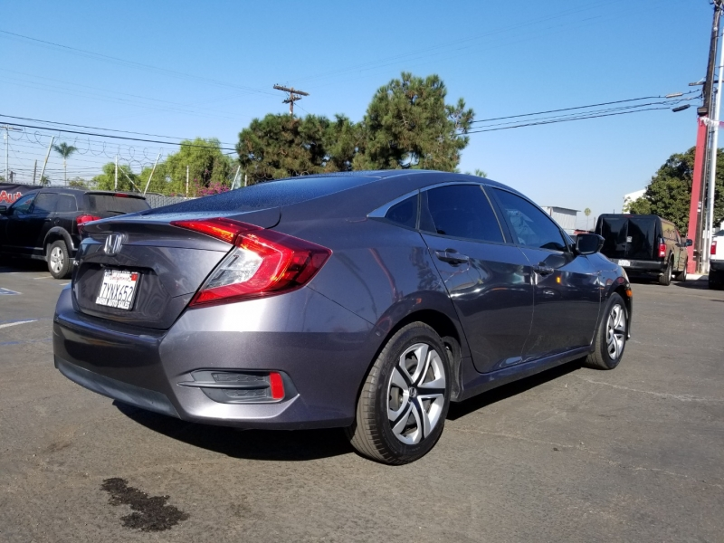 Honda Civic Sedan 2017 price $14,988