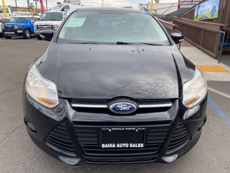 Ford Focus 2014 price $9,988