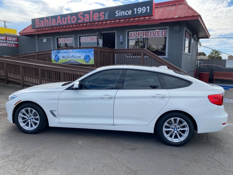 BMW 3 Series Gran Turismo 2014 price $15,988