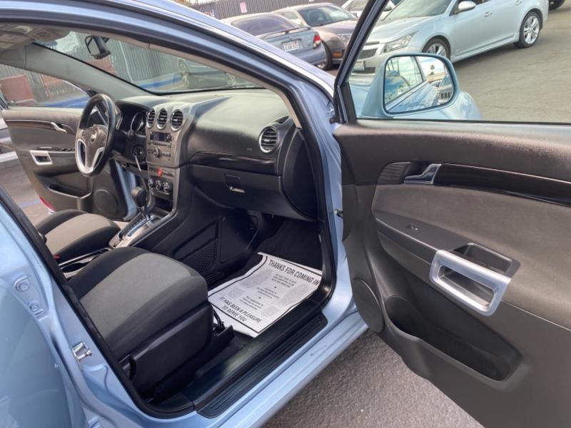 Chevrolet Captiva Sport Fleet 2013 price $8,988
