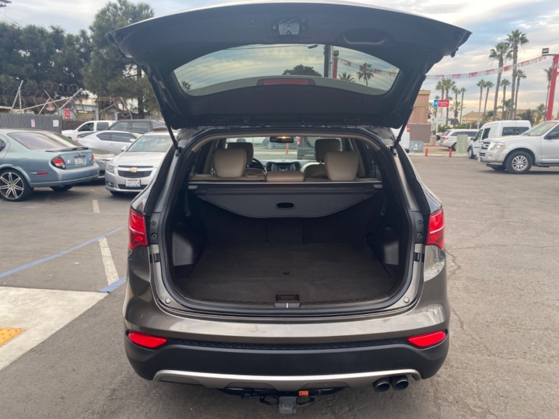 Hyundai Santa Fe 2013 price $12,988