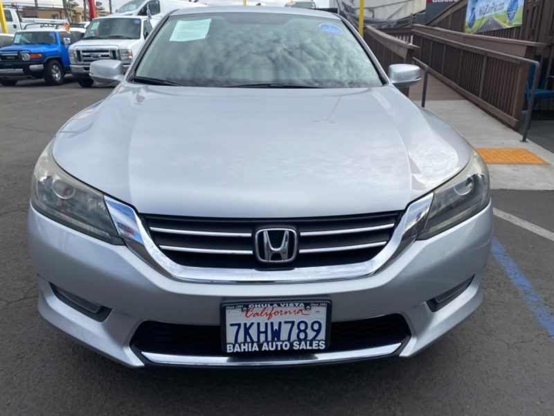 Honda Accord Sedan 2015 price $14,988