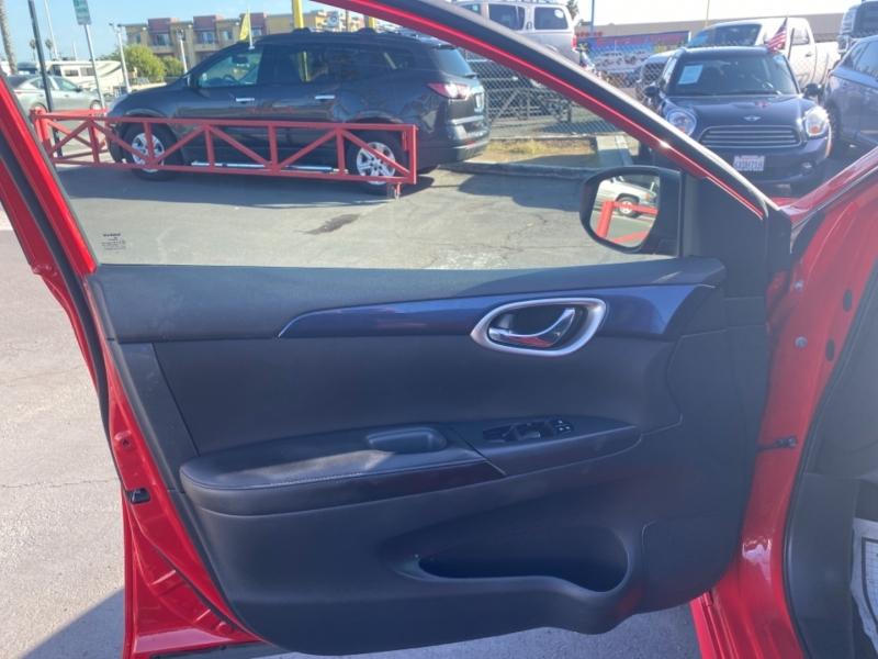 Nissan Sentra 2016 price $11,988