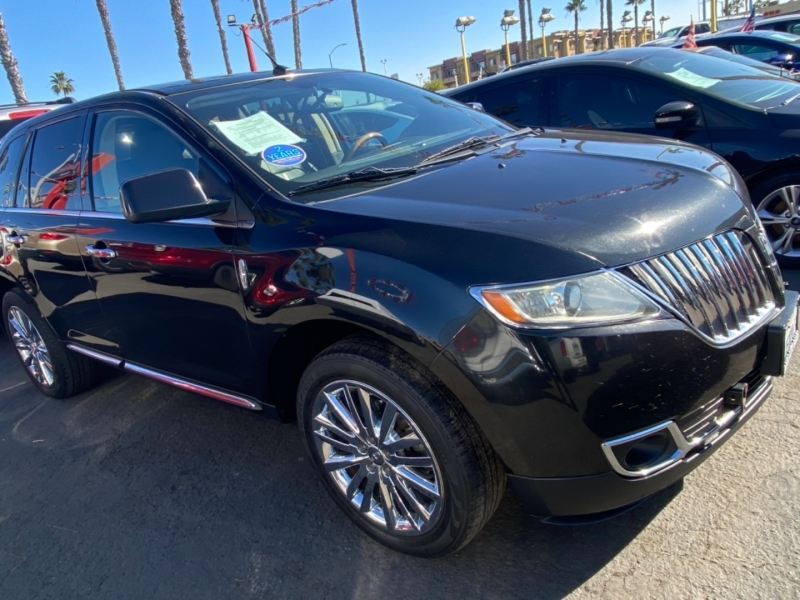 Lincoln MKX 2011 price $11,988