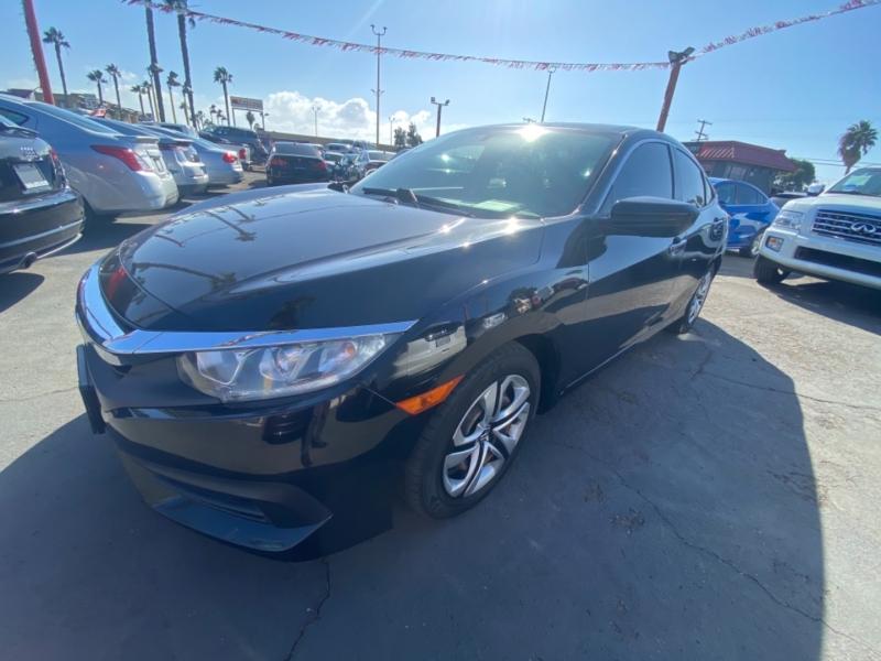 Honda Civic Sedan 2016 price $14,988