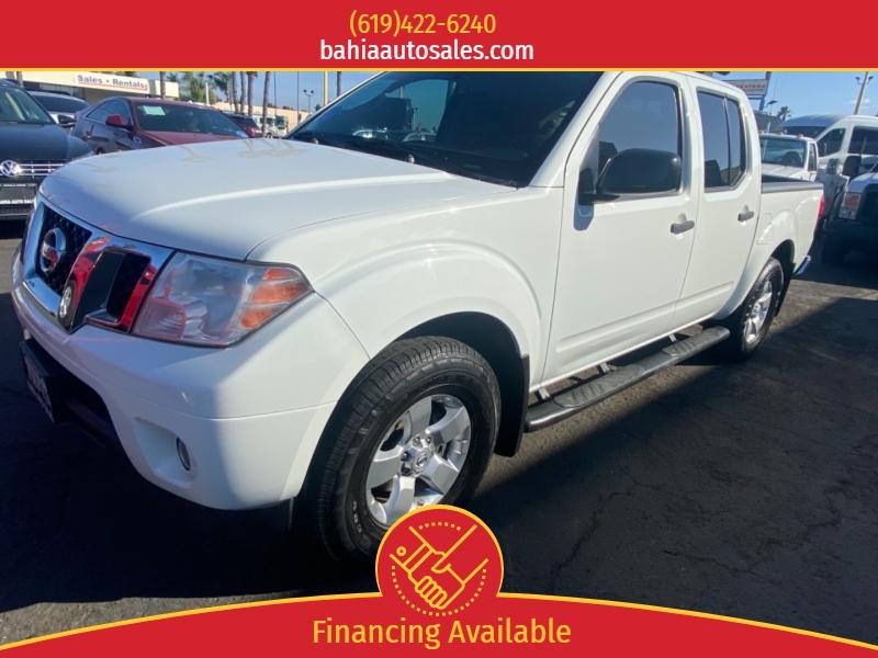 Nissan Frontier 2013 price $15,988