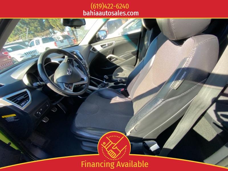 Hyundai Veloster 2012 price $8,988