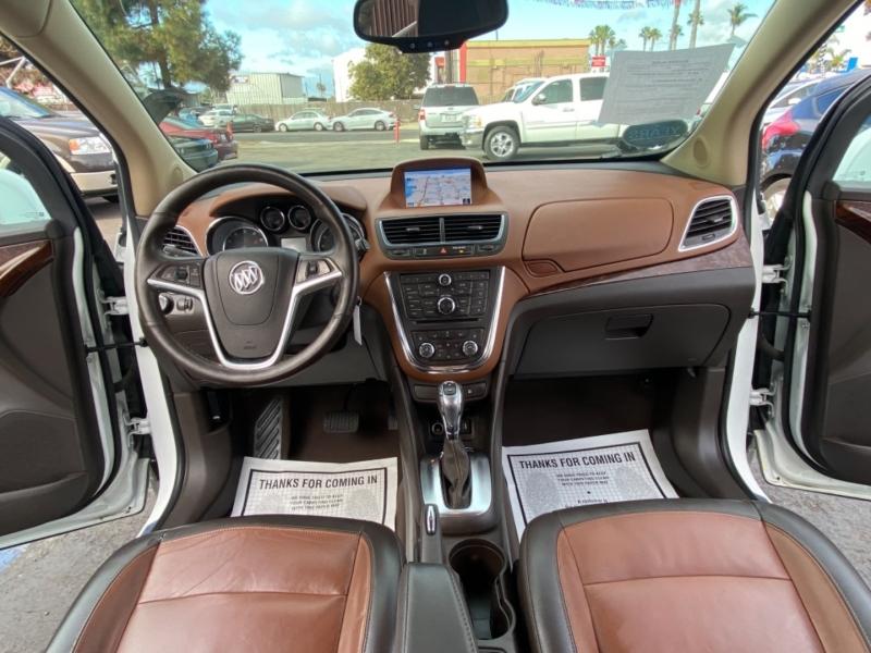 Buick Encore 2014 price $12,988