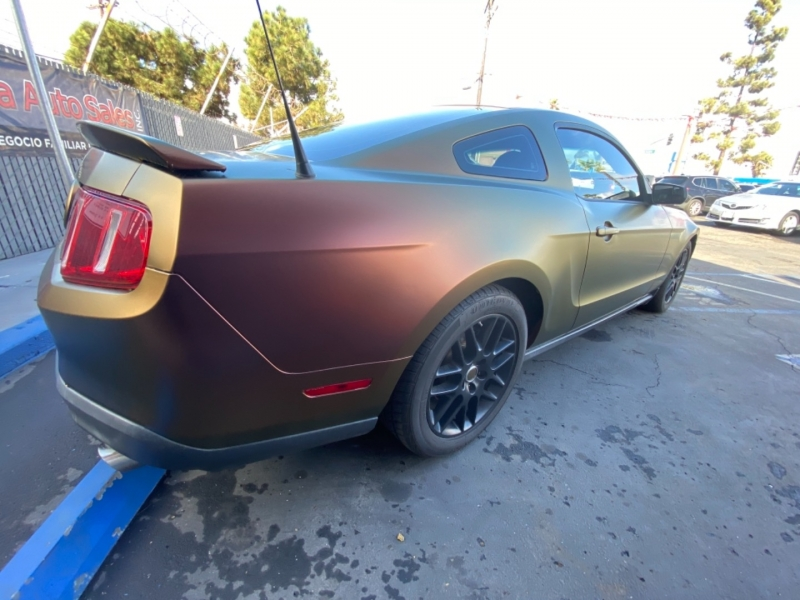 Ford Mustang 2012 price $13,988