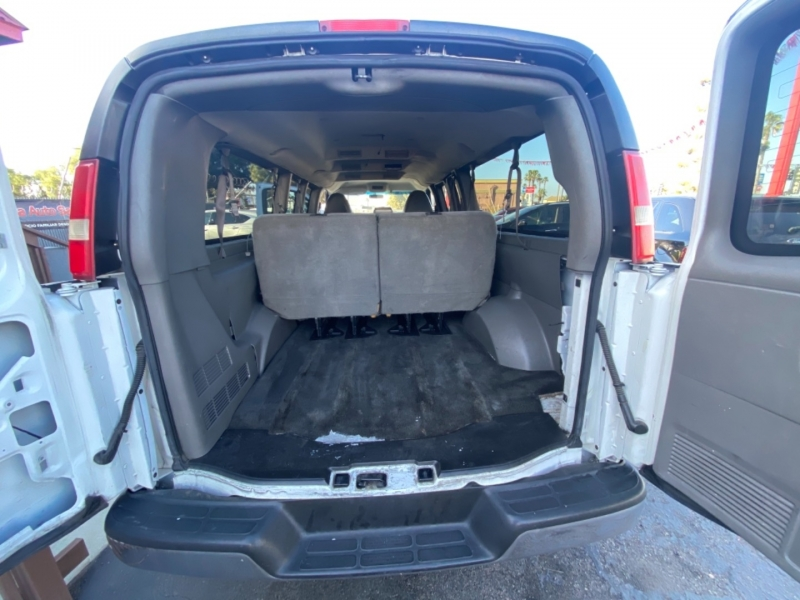 Chevrolet Express Passenger 2014 price $13,988