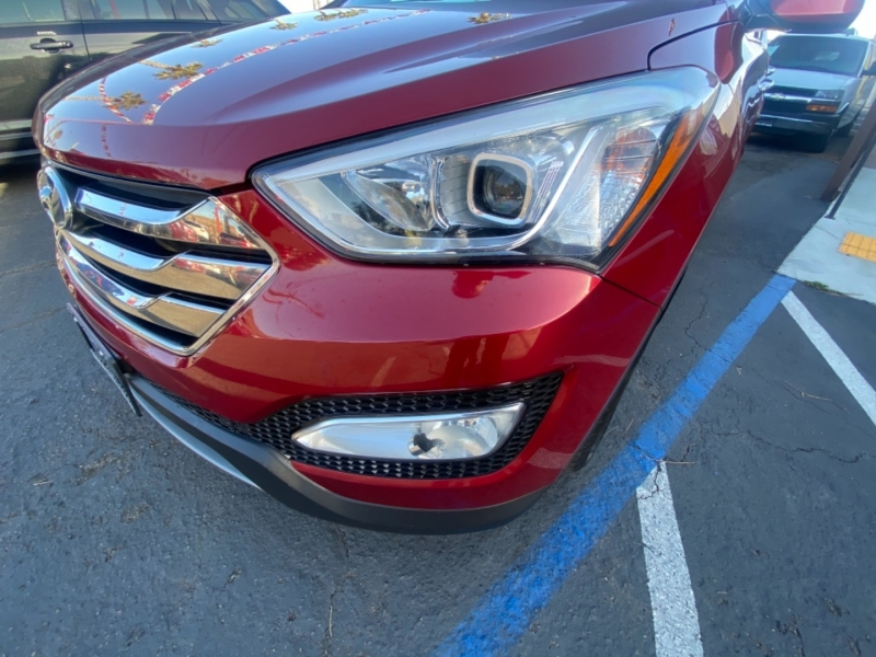 Hyundai Santa Fe Sport 2014 price $10,988
