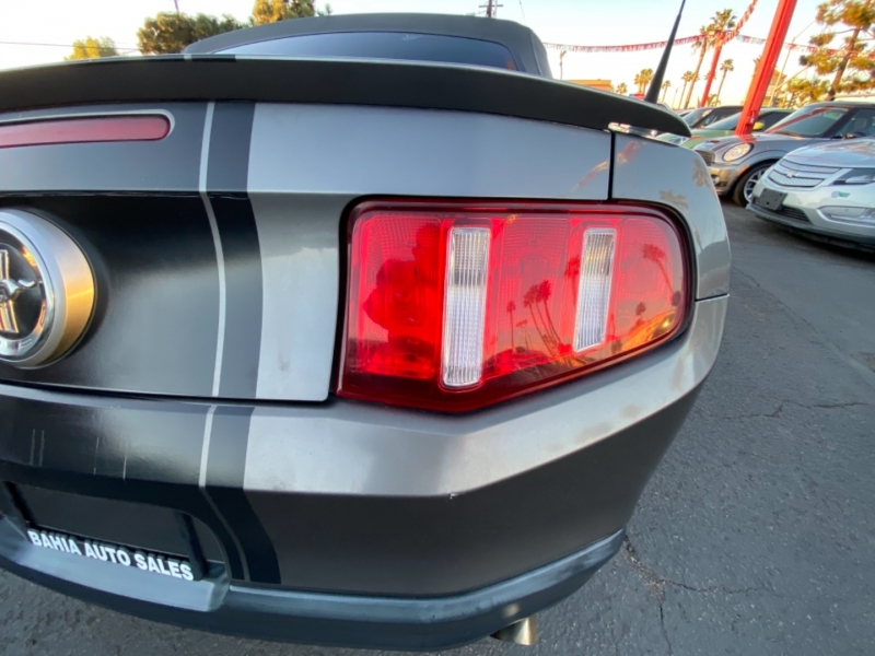 Ford Mustang 2010 price $8,988