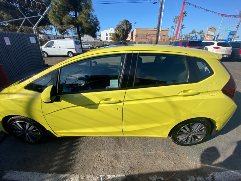 Honda Fit 2016 price $10,988
