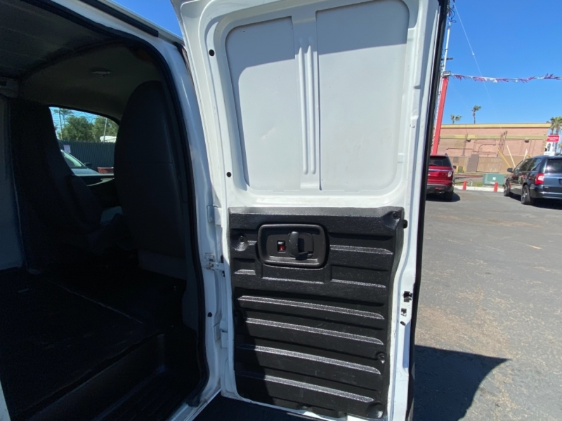 Chevrolet Express Cargo Van 2010 price $9,988