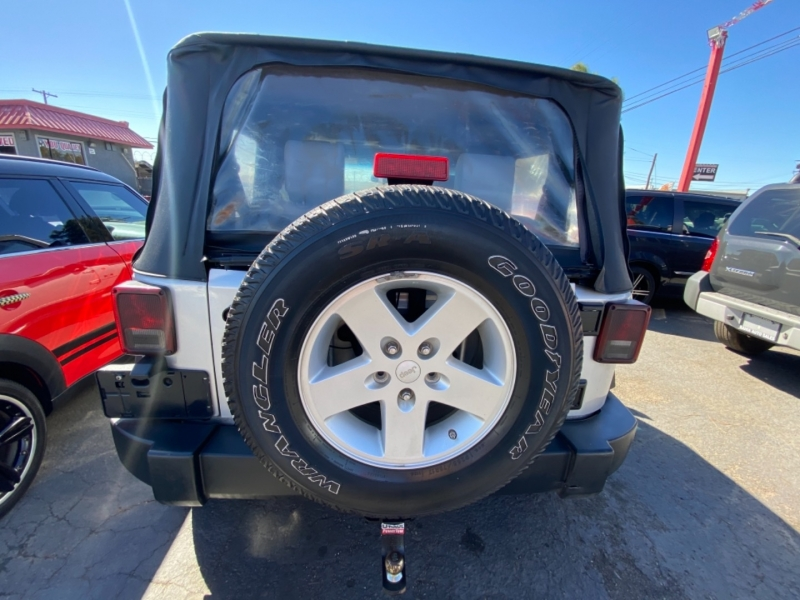 Jeep Wrangler 2008 price $15,988
