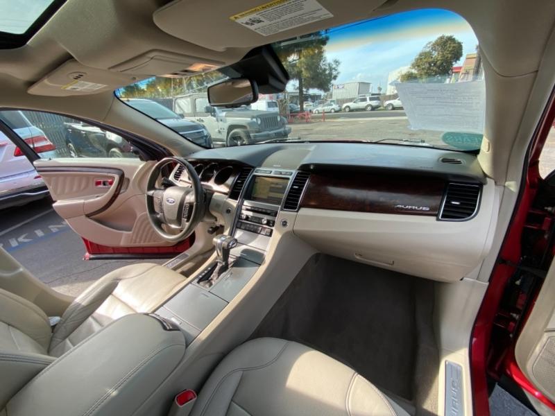 Ford Taurus 2010 price $8,988