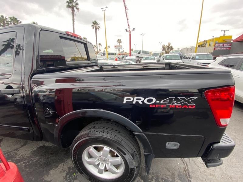Nissan Titan 2011 price $14,988