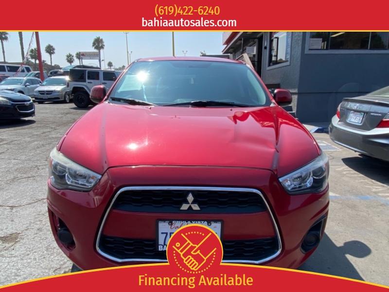 Mitsubishi Outlander Sport 2015 price $9,988