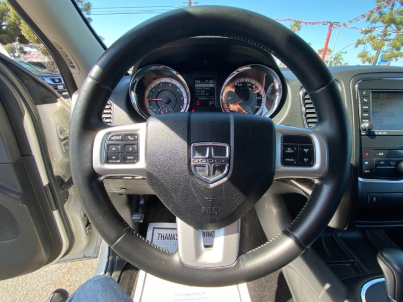 Dodge Durango 2011 price $10,988