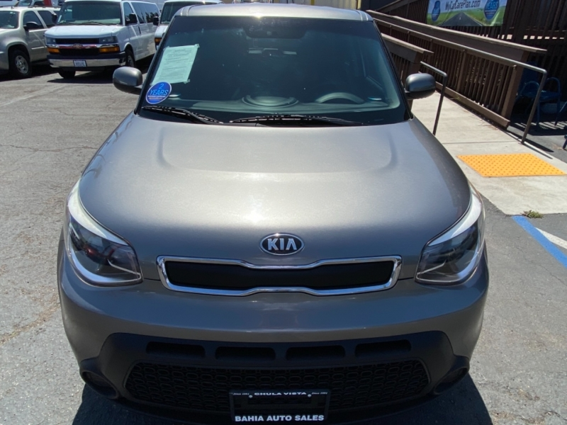 Kia Soul 2015 price $9,988