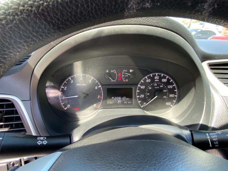 Nissan Sentra 2017 price $12,988