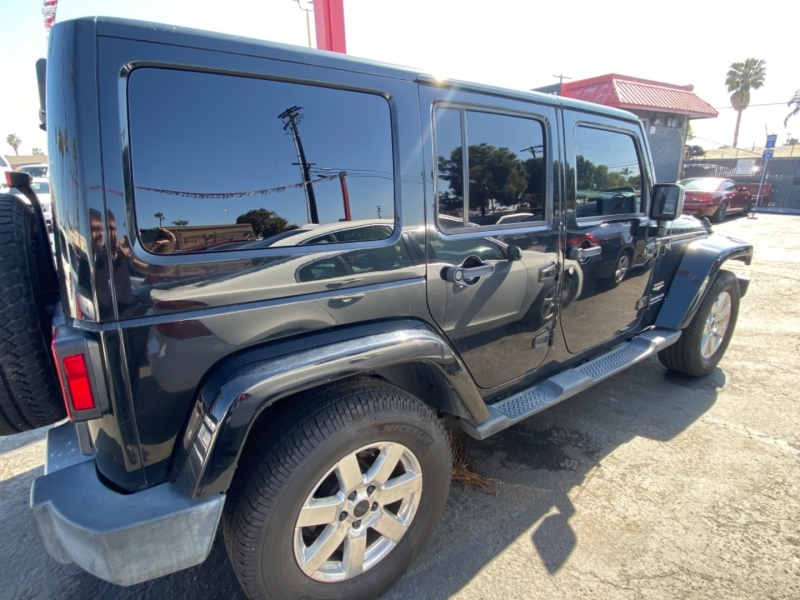 Jeep Wrangler Unlimited 2015 price $30,988