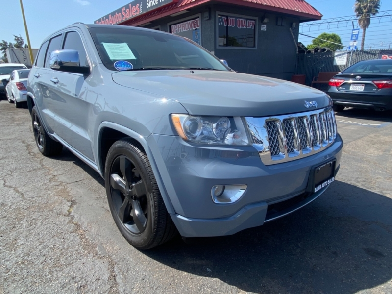 Jeep Grand Cherokee 2012 price $17,988
