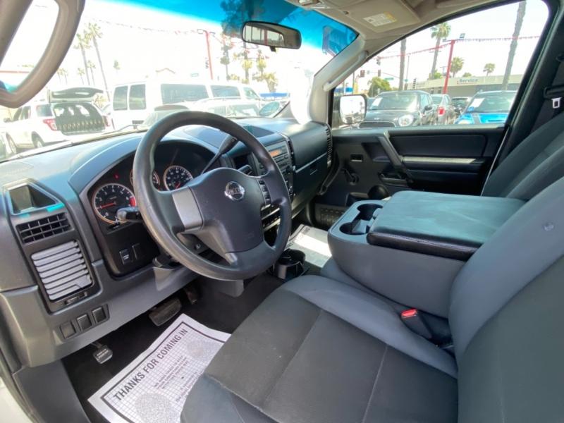 Nissan Titan 2008 price $8,988