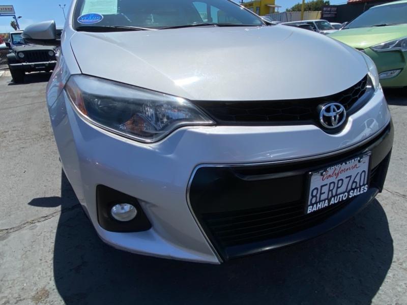 Toyota Corolla 2015 price $14,988