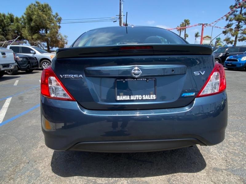 Nissan Versa 2015 price $7,988