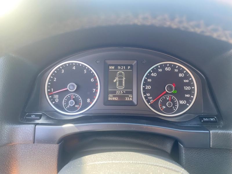Volkswagen Tiguan 2012 price $10,988