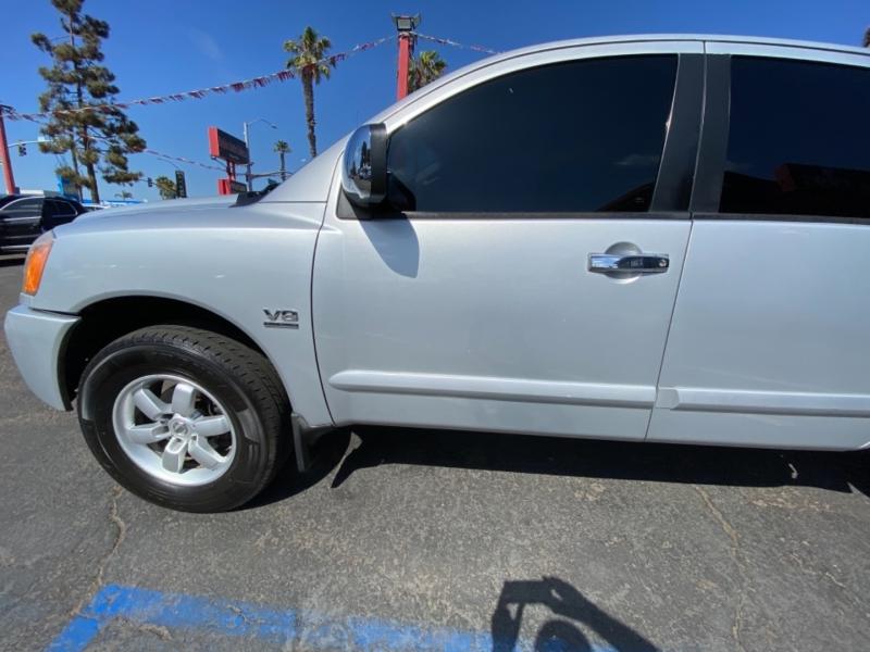 Nissan Titan 2004 price $11,988